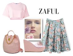 """http://www.zaful.com/?lkid=5197- 83"" by christine-792 ❤ liked on Polyvore featuring Steve J & Yoni P"