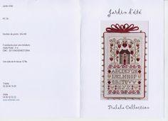 """Atelier color PX: """"Jardin d'ete"""" - Tralala Collection!"""