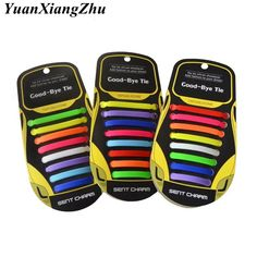 72dc9468a9b1 Unisex Adult Athletic Running No Tie Shoelaces Elastic Silicone Shoelaces  All Sneakers Fit Strap Shoe Lace Wholesale 16Pc Set