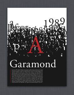 Adobe Garamond (front).