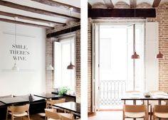 MADE | Oslo Restaurant · Industrial Design + Architecture - Borja Garcia            #design #retail #restaurant #veggie #valencia  #elcarmen