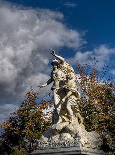 Les Statues de Versailles