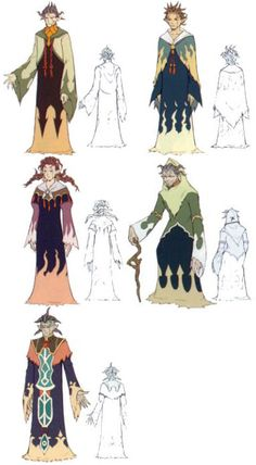 View an image titled 'Guado & Ronso Races Art' in our Final Fantasy X art gallery featuring official character designs, concept art, and promo pictures. Fantasy Love, Final Fantasy Xiv, Character Art, Character Design, Character Concept, Dynasty Clothing, Black Mage, Fantasy Races, Anime Poses Reference