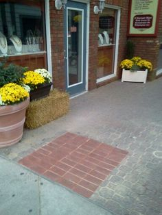 Brick Pavers are installed on Penny Lane Rehoboth Beach DE