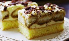 NEBESKÁ MÁŇA | Báječné recepty Sweet Desserts, Sweet Recipes, Cake Recipes, Healthy Diet Recipes, Desert Recipes, Graham Crackers, Creative Food, Nutella, Banana Bread