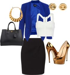 """""""fun business outfit"""" by keylime526 on Polyvore"""