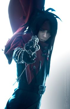 Vincent Valentine (Final Fantasy VII) by Narcisse Cosplay, Final Fantasy Cloud, Final Fantasy Cosplay, Final Fantasy Artwork, Final Fantasy Vii Remake, Fantasy Series, Amazing Cosplay, Best Cosplay, Deviantart Cosplay, Final Fantasy Collection