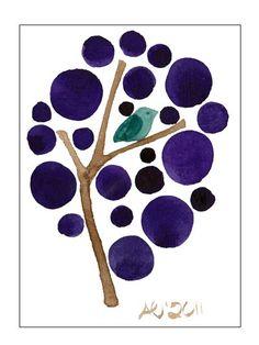 bird in tree x