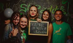 Happy St Paddies Day ☘ to all those celebrating! Here are the best places to go in Cape Town >> #StPatricksDay