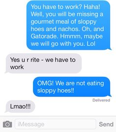 Funniest text mistake I've made!