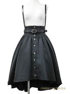 Miho Matsuda Rideru Skirt