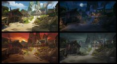 ArtStation - Sea of Thieves - Outposts and Shops, Victoria Hall