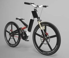 Spanish designer Alex Casabo has conceptualized the AC eBike, an electric bicycle that combines elements of fixies and BMX bikes. Casabo's design has the sleek and lightweight profile of a fixed-gear bicycle and the aggressive look and shocks needed for off-road riding. The main draw of the AC eBike is its electric motor. The designer says it would be capable of taking the bike 50 km (31 miles) at a speed of up to 40 km (25 miles).