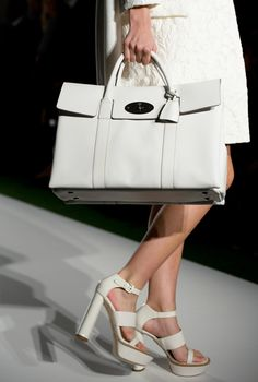 Detail of look 29  Mulberry Double Sided Bayswater  LFW Suitcase Bag 875f64c32e8dc