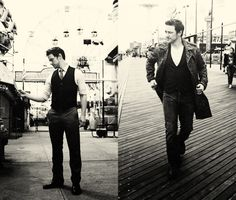 It's on my bucket list to one day photograph James McAvoy.  A girl can dream, can't she? :)
