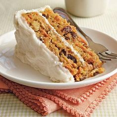 Gluten-Free Carrot Cake   CookingLight.com