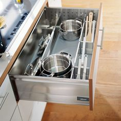 Blum | Tandembox with Concealed Runners | Kitchen Hardware | Share Design | Home, Interior & Design Inspiration