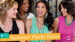 Silpada Summer Party Ideas