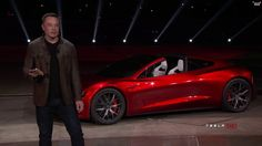 New Tesla Roadster 2020 Unveiled by Elon Musk - 2017-11-16 [Full HD]