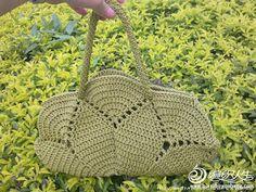 Uncinetto d'oro: La borsa!!!
