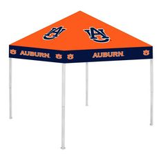 Auburn Tigers NCAA Ultimate Tailgate Canopy Replacement Top Only