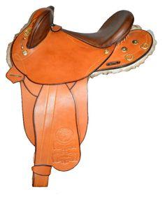 Australian Made James Saddlery Santa Flex Flexible Aussie Saddle Halfbreed