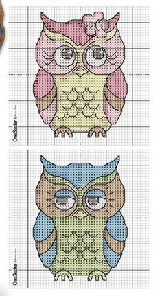 Thrilling Designing Your Own Cross Stitch Embroidery Patterns Ideas. Exhilarating Designing Your Own Cross Stitch Embroidery Patterns Ideas. Cross Stitch Owl, Cross Stitch Bookmarks, Cross Stitch Animals, Cross Stitch Designs, Cross Stitching, Cross Stitch Embroidery, Free Cross Stitch Patterns, Crochet Bookmarks, Owl Patterns