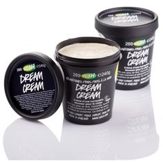 LUSH Dream Cream - Skin's BFF! Bought & approved