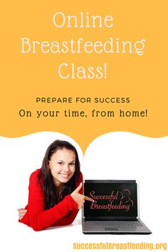 Prenatal breastfeeding class designed to give you Your Best Start to Breastfeeding. Take the class at your own pace, and plan on successful breastfeeding! Breastfeeding tips, breastfeeding class, preparing for breastfeeding, breastfeeding must haves. Breastfeeding Positions Newborn, Breastfeeding Classes, Breastfeeding Problems, Breastfeeding Support, Breastfeeding Supplements, How To Breastfeed Newborns, New Baby Checklist, Pumping Schedule, Pumping At Work