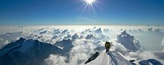 L'Affiche #ascension #montblanc #cfi #sport #montagne #kisskissbankbank #film #documentary