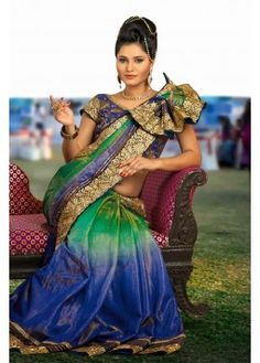 Buy online latest #designer #sarees at ninecolours.com in Mumbai @affordable price. We offer latest and different type sarees collections.