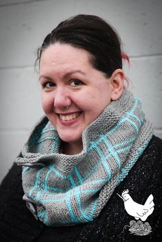 New Pattern! Super easy Plaid on Ravelry: Random Plaids pattern by ChickenBetty