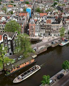 .  #Amsterdam