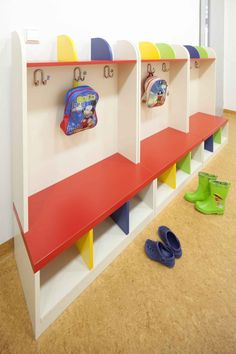 Kindergarden Slivenec | Kindergarten furniture by MY DVA group