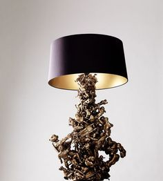 superhero gold lamp - Google Search