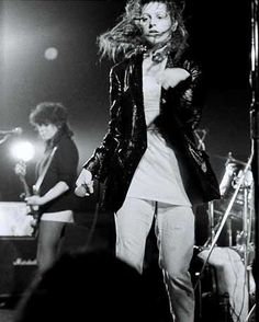 Ari Up of The Slits - Live in South Wales (1978)