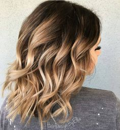 When Ellie Tognozzi (@hairdesignbyellie)'s first-time client sat down in her chair, she was overdue for a change. Ellie's look of choice? A totally on-trend, soft, blended balayage with a deep shadow root, of course! Here's how she did it.