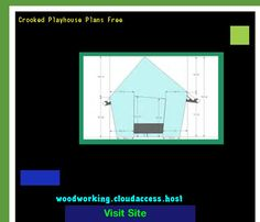 Crooked Playhouse Plans Free 230740 - Woodworking Plans and Projects!