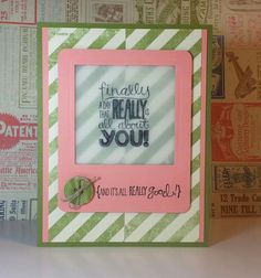 Stampin' Up! demonstrator site & online store
