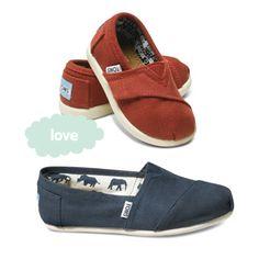 TOMS #shoes #canvas shoes