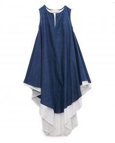 Bungalow 8: Denim Priti Dress