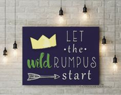 Wild thing printable | Etsy