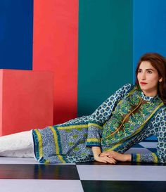Tawwakal Festive Embroidered Kurtis Collection SBT_403A