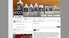 Getting your business social: Facebook and Instagram   Collect   Eco Store   Retail Marketing Blog