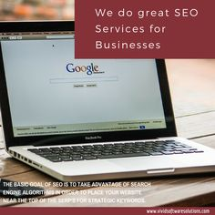 Great SEO Services for Businesses Visit https://www.vividsoftwaresolutions.com/seo-services-for-bu…/ #OrganicSEOCompany #SanDiegoSEOServices #WebDevelopmentSanDiego