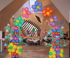 #arch #flower #entrance #canberra #BalloonBrilliance