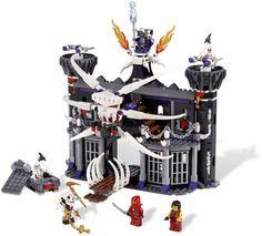 2505: Garmadon's Dark Fortress #2011