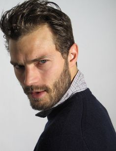 Let me introduce you Mr. Christian Grey to be :) Jamie Dornan