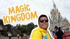 DIÁRIO ORLANDO: Aniversário, café com personagens e Natal no Magic Kingdom!
