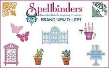 Spellbinders Shapeabilities Cutting Dies D-Lites - Choose Your Design